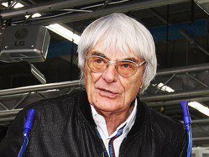 Экклстоун принял решение ускорить Формулу-1 к теннису