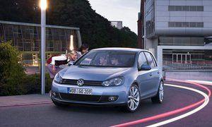 Названы десять самых популярных авто в Европе