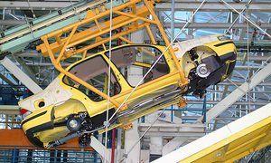 Создание авто во всем мире в 2012 г. увеличится на 7%