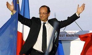 Олланд придет на собственную инаугурацию на смешанном Ситроен DS5