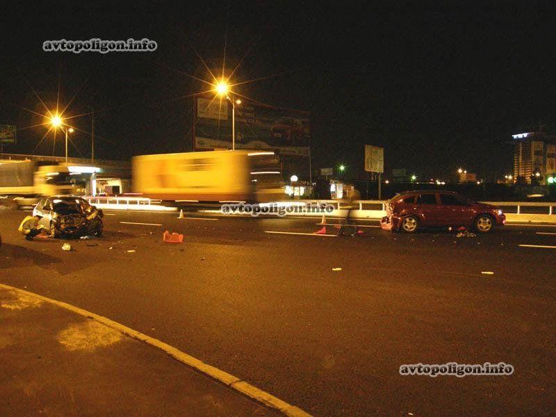 Ужасное ДТП в Киеве пьяный водитель Hyundai Elantra сбил беременную