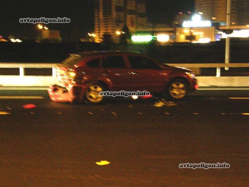 Ужасное ДТП в Киеве пьяный водитель (. Hyundai Elantra сбил
