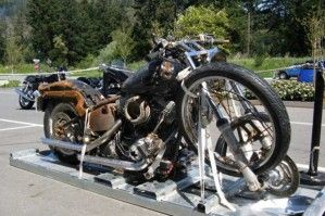 Harley-Davidson Night Train сделают монументом потерпевшим цунами