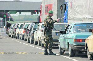 Как гражданину Украины двигаться на нерастаможенной иностранной автомашине, не нарушая законы