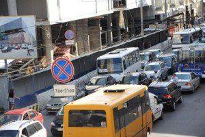 Euro 2012 в Харькове: где будет запрещено двигаться