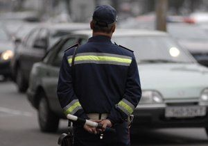 В Днепропетровской области притормозили троих псевдогаишников