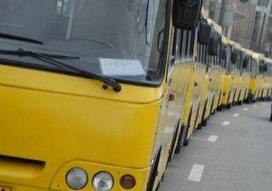 ГАИ приостановила в Киеве автолюбителя маршрутки без бумаг