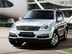 СанЙонг Рекстон W выйдет на рынок в 2013 году