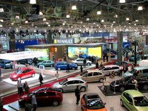В начале мая российский автомобильный рынок показал рост