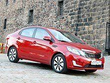 В начале мая российский автомобильный рынок показал рост - автомобильный рынок