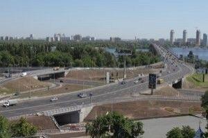 Развязку у моста Патона запретили заводить в работу