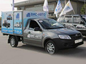 АвтоВАЗ продемонстрировал вседорожник Лада Гранта