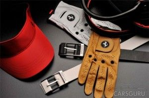 Cobra Puma Гольф и Феррари сделали подарок гольфистам