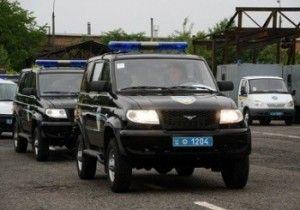 Львовские правоохранители приобрели 33 авто к Евро-2012