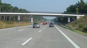 Европейцы объезжают коммерческие автодороги стороной