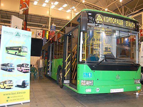 На Украине скупят свежих межрегиональных автобусов на 14 млн. гривен