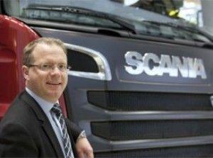 В Scania назначен обновленный Ведущий Директор
