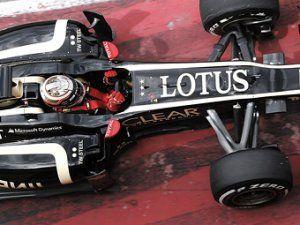 Потери команды Лотус Формулы-1 уменьшились на 19 млн долларов США