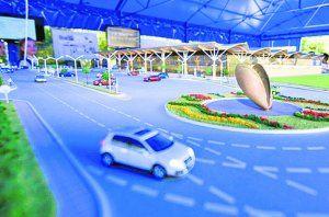 Обновленный терминал одесского аэродрома за 45 млрд долл: 16 стоек регистрации, лифты и поиск груза (Фото)