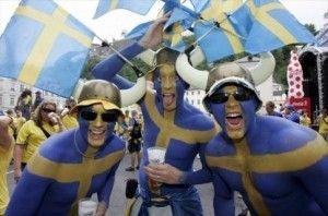 Из-за марша шведских поклонников закроют центр Киева