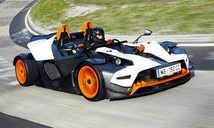 KTM начнет производить машины для автодорог совместного использования