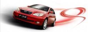 Машины BYD F3 и BYD F3R 2012 года создания подешевели на 600 USD