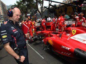 Технологический генеральный директор Red Bull отыскал в команде парных представителей