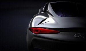 Инфинити обновит определенные модификации к 2013 году