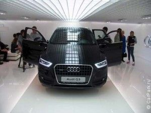 Ауди желает реализовать более 1,4 млрд авто в 2012 году
