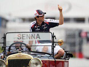 Бруно Сенна обретет выигрыш за заслуги в автомобильном спорте