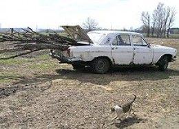 Сколько стоит переработка авто на Украине?