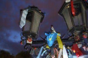 Киевляне выезжают в ночное время по мосту в мгле: жители города опасаются ДТП
