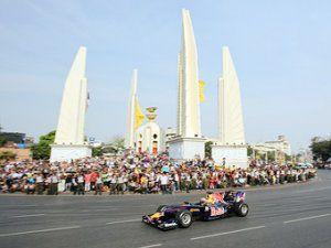 В Таиланде приняли решение взять гонку Формулы-1 в 2014 году