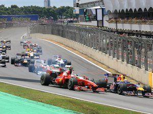 На автотрассе Формулы-1 в Бразилии отодвинут боксы и исходную непосредственную
