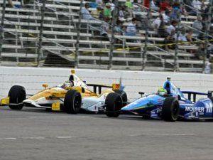 Райан Хантер-Рэй принес команде Andretti первую победу в 2012 году