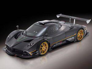Pagani усовершенствует трековый супер-кар Zonda R