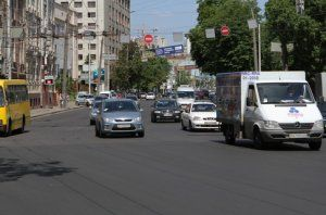 Все украинцы могут зафиксировать свои авто в Киеве