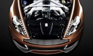 Астон Мартин рассказал первые данные о наследнике супер-кара DBS