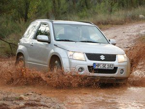 Премьера модернизированного Suzuki grand vitara будет проходить в городе Москва