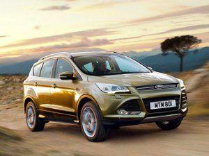Форд начал выпускать модификации Куга и Эксплорер в РФ