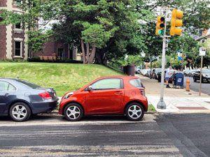 Автолюбители из Соединенных Штатов прекратили срываться из-за приобретения малогабаритных автомашин