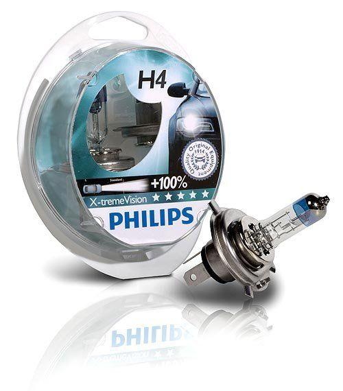 Авто лампочка Philips X-treme Vision обрела привлекательную премию - Philips
