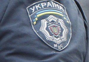 В Киеве сотрудники приватной охранной компании старались прихватить одну из автостоянок - полиция