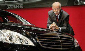 Выручка Mercedes-Benz упадет по итогам года