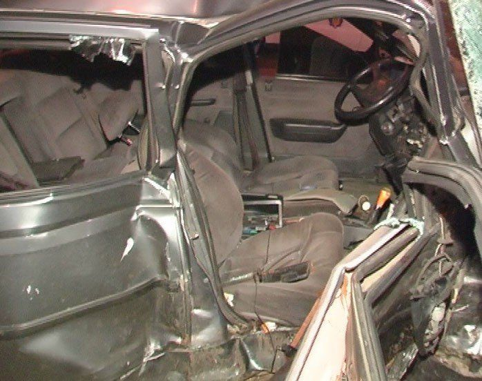 Жуткое ДТП на Полярной: 5 человек попали в больницу (ФОТО)