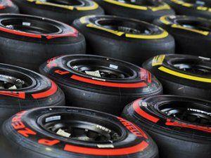 Организация Пирелли рекомендовала повысить число видов резины для Формулы-1