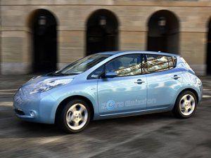 Ниссан выпустит доступный вид электромобиля Лиф