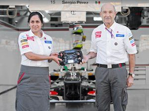 Команду Формулы-1 в первый раз возглавила девушка