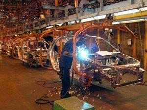 Создание авто в России за 9 лет повысилось на 14%, в Украине снизилось на 23%