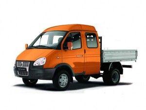 Серийные автомобили.  Продажа автомобилей Газель: ГАЗ 270.